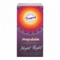 Mandala tea Night Flight, bio, Biopont (28 g)