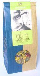 Virág tea, szálas, tasakos, bio, Sonnentor (40 g)