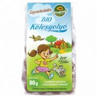 Tejcsokoládés kölesgolyó, bio, Biopont (80g)
