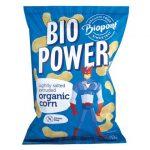 Extrudált kukorica, enyhén sós, gluténmentes,, bio, Biopont (70g)