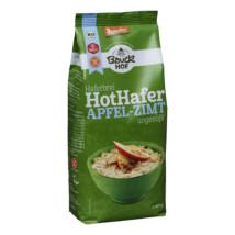 Meleg zabpehely (Hot hafer) alma-fahéjjal, gluténmentes, Demeter, Bauck Hof (400g)