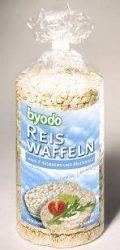 Rizsszelet 7 magos, gluténmentes, bio, Byodo (100g)