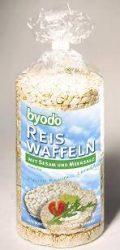 Rizsszelet szezám, gluténmentes, bio, Byodo (100g)