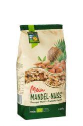 Mandula-mogyoró crunchy müzli, bio, Bohlsener Mühle (425g)