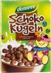 Csokoládé golyók, bio, Dennree (250g)