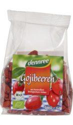 Aszalt goji gyümölcs, bio, Dennree (100g) - 2021/11/28.