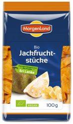 Aszalt jackfruit, bio, Morgenland (100g)