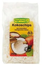 Kókuszchips, bio, Rapunzel (175 g)