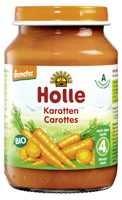 Bébiétel, sárgarépa püré, Demeter, Holle (190 g)