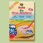 Instant köles tejkása, bio, Holle (250 g)