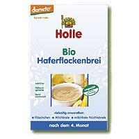 Instant zabpehelykása, bio, Holle (250g)