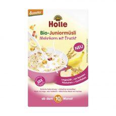 Sokgabonás junior müzli gyümölccsel, bio, Holle (250g) (10 hónapos kortól)