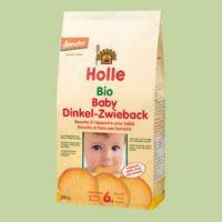 Tönköly kétszersült babáknak, bio, Holle (200 g)