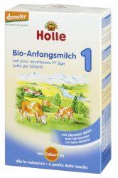 Tehéntej alapú babatápszer, 1-es, bio, Holle (400g)