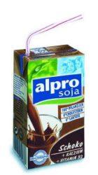 Szójaital, csokoládés, Alpro (250 ml)