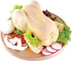 Friss csirke egészben, 1,6-2 kg, natúr, lédig (HU)