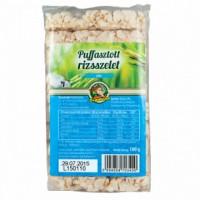 Puffasztott rizs, sós, Vegabond (100g)
