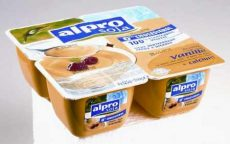 Szójadesszert, vaníliás, Alpro (125g)