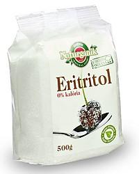 Eritritol, Naturmind