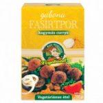 Instant gabonafasírtpor, hagymás-currys, Vegabond (200 g)