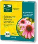 Gyógynövény bonbon, Echinacea, bio, Fitne (50 g)