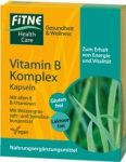 Vitamin B komplex kapszula, Fitne (60db)