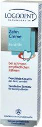 Logodent fogkrém, érzékeny fogakra, kamillával, bio, Logona (75ml)