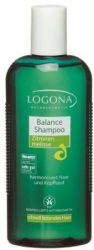 Citromfű sampon, zsírosodó hajra, érzékeny fejbőrre, bio, Logona (250ml)
