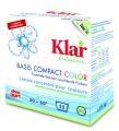 Univerzális mosópor, Sensitive, KLAR (1100g) (20 mosáshoz)