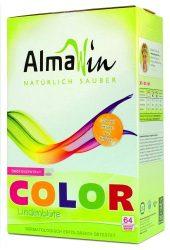 Color mosópor színes ruhákhoz, hársfavirág kivonattal, bio, AlmaWin