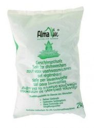 Mosogatógép regeneráló só, Almawin (2 kg)