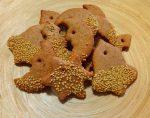 Karácsonyi mézes, bio, Piszke (250g)