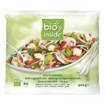 Ázsia wok zöldségmix, fagyasztott, bio, Bio Inside (400g9