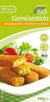 Zöldséges rúd, fagyasztott, bio, Öko Service (300g)
