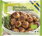 Svéd húsgombóc, fagyasztott, bio, Svenssons (420g) (cca. 25 db/cs)