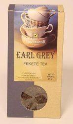 Earl grey tea, dobozos, bio, Sonnentor (90g)