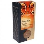 Rooibos vanília tea, szálas, dobozos, bio, Sonnentor (100g)