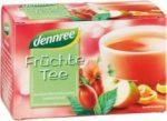 Gyümölcstea, filteres, bio, Dennree (20 db- os)