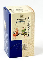 Sav-bázis egyensúly tea, filteres, adagoló dobozos, bio, Sonnentor (27g)