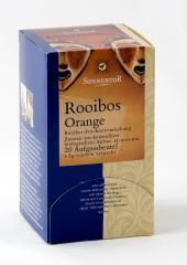 Rooibos narancs tea, filteres, adagoló dobozos, bio, Sonnentor (30g)