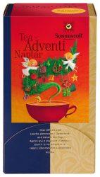 Adventi tea naptár, adagoló dobozos, bio, Sonnentor (50,4g)
