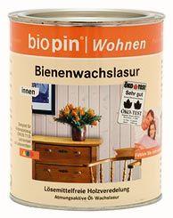 Méhviaszlazúr, Biopin (0,75 l)