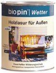 Kültéri falazúr, Biopin (0,75 l)