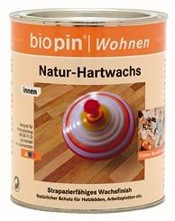 Természetes keményviasz, színtelen, Biopin (0,75 l)