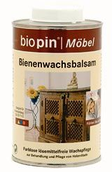 Méhviaszbalzsam, színtelen, Biopin (0,5 l)
