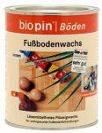 Padlóviasz, színtelen, Biopin (0,75 l)