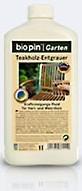Teakfa-szürküléseltávolító, színtelen, Biopin (1 l)