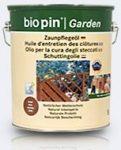 Kerítésápoló olaj, barna, Biopin (5 l)