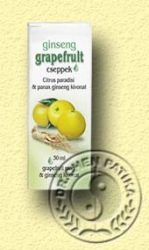 Grapefruit cseppek ginsenggel, Dr. Chen patika (30ml)