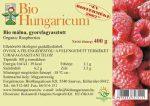 Málna, fagyasztott, bio, BioHungaricum (10 kg)